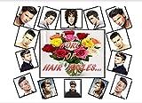 World of  Hair styles (English Edition)