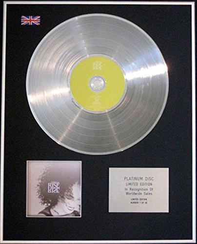 Century Music Awards Gabrielle Platin-CD Rise
