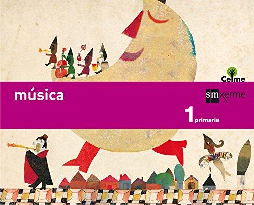 Música. 1 Primaria. Celme - 9788498544152 por Ángel Müller Gómez