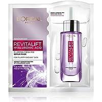 L'Oréal Paris Revitalift Hyaluronic Acid Fresh Mix Serum Sheet Mask, 33g