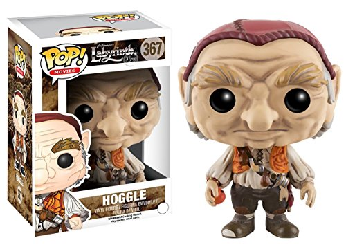 Labyrinth Hoggle POP Vinyl Figure