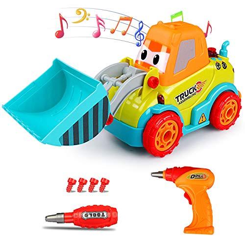 Joylink Konstruktionsspielzeug, Spielzeug Pädagogisches Montage Spielzeug Auto