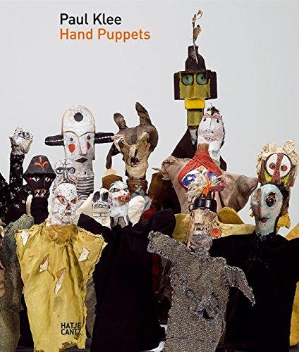 Paul Klee: Hand Puppets (Emanating) por Eva Widekehr, Felix Klee