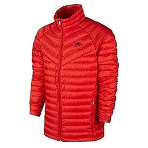 Nike Aeroloft 800 Summit RED Running Insulated Men's