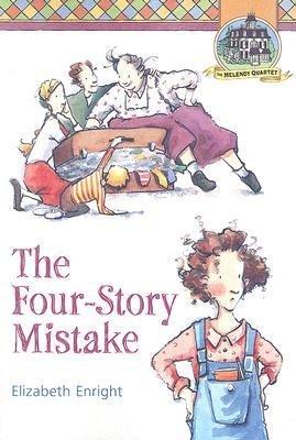 By Elizabeth Enright ; Elizabeth Enright ( Author ) [ Four-Story Mistake Melendy Quartet By Jan-2008 Paperback