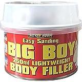 Silverhook BIG01 Big Boy Lightweight Body Filler, 250 ml