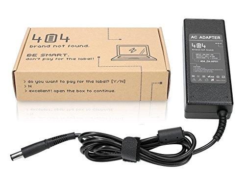 Wessper Laptop Netzteil für HP Pavilion dv6-2064ca (19V, 4.74A, 90W, 7.4x5.0mm) -