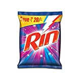 #6: Rin Detergent Powder - 4 kg (Save Rupee 20)