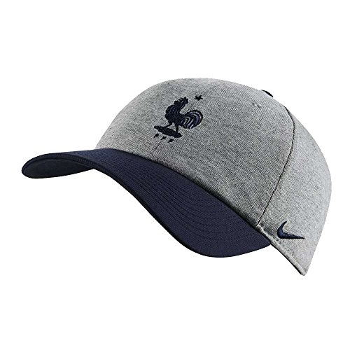 Nike 897393-063 Baseball-Cap Dark Grey Heather (Obsidian), Einheitsgröße Nike Core Cotton
