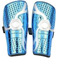 ASEOK - Parastinchi da calcio per bambini, 1 paio, leggeri e traspiranti, attrezzatura protettiva per polpaccio per bambini da 6 a 12 anni, per ragazzi, ragazze, bambini, adolescenti