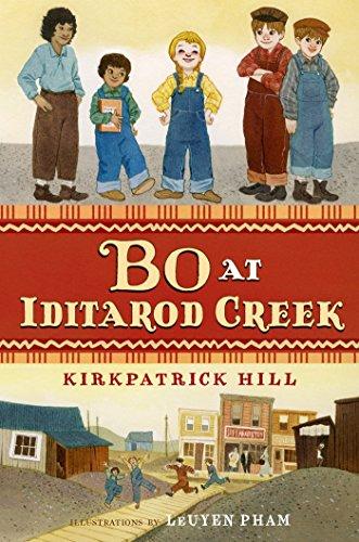 Bo at Iditarod Creek (English Edition)