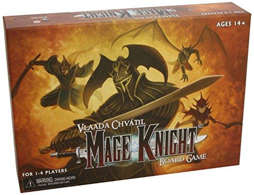 Neca Wizkids 70495 Mage Knight - Juego de mesa (instrucciones en inglés)