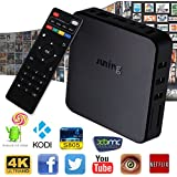 juning WiFi Android TV Box 6.0, 1 GB RAM + 8 GB ROM Quad Core Cortex A53 2.4 GHz