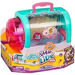 Little Live Pets 28170Lil 'Ratón Casa Juguete