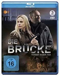 Die Brücke - Transit in den Tod - Staffel 1 [Blu-ray]