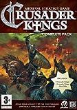 Paradox Interactive Crusader Kings Complete PC Inglés vídeo - Juego...