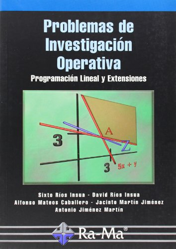 Problemas de Investigación Operativa por Sixto Rios Insua