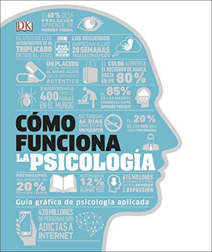 Cómo funciona la psicología: Guía gráfica de psicología aplicada (CONOCIMIENTO) por Varios autores