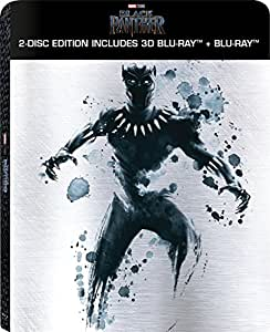 Black Panther - Steelbook (3D)