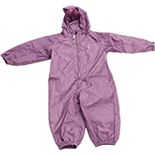Hippychick HWPPPL2-3 - Mono plegable impermeable, 2-3 años, color purpura