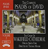 The Complete Psalms Of David - Volume 7, Set 2