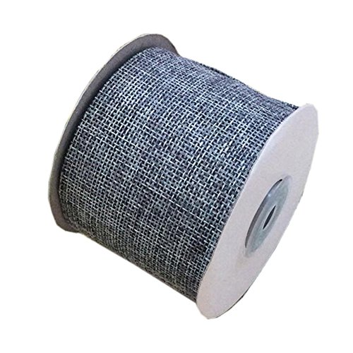Jute Sackleinen Band Roll 2