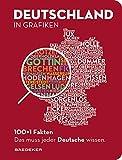 DEUTSCHLAND IN GRAFIKEN: Baedekers 100+1 Fakten. Das muss jeder Deutsche wissen. (Baedeker 100+1 Fakten)