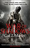War of Shadows: Book 3 of the Ascendant Kingdoms Saga