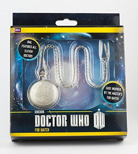 Dr Who - Homme - DR207 - Quartz Analogique - Cadran Multicolore - Argent - Plastique