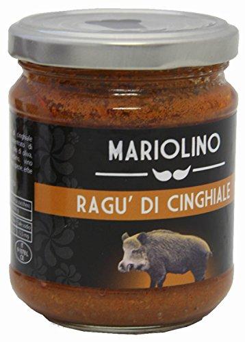 Ragù di Cinghiale 212 ml. - Mariolini Sughi
