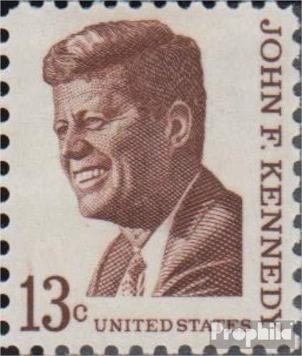 Prophila Collection USA 922y (kompl.Ausg.) 1967 Berühmte Amerikaner-John F. Kennedy (Briefmarken für Sammler) -