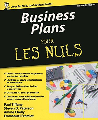 Business Plans Pour les Nuls