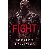 FIGHT(A Bad Boy MMA Romantic Suspense Novel) (English Edition)