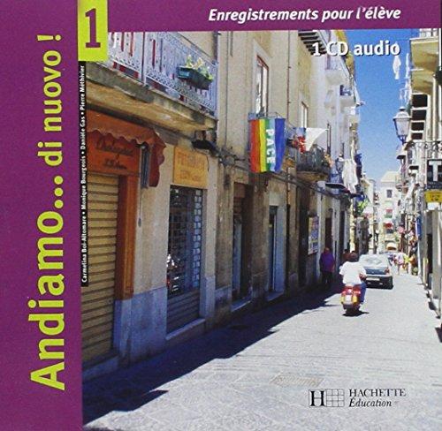andiamodi-nuovo-1-italien-cd-audio-eleve-edition-2005