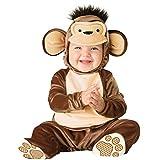 YYF Baby Jungen Mädchen Kleinkinder Animal Kostüm Halloween Party Jumpsuit Winter Strampler Affe 80cm