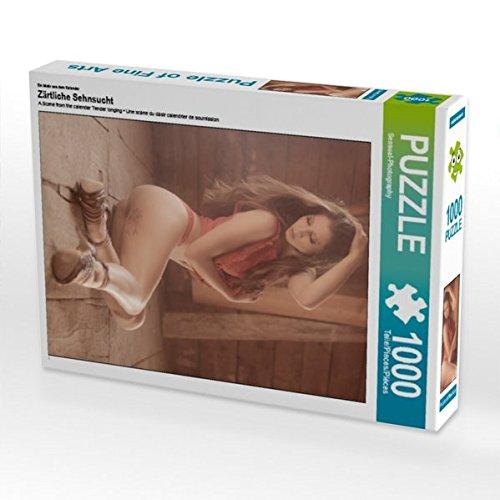 Ein Motiv aus Dem Kalender Zärtliche Sehnsucht 1000 Teile Puzzle Hoch