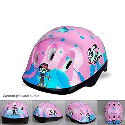 Mystery Special Cartoon Girls/boys Cycle Helmet Suitable 3-15 Years Old by China