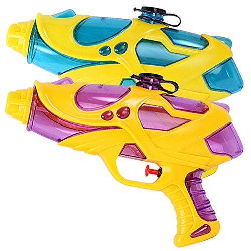 2 PCS Wasserpistole Super Soaker Sommer Outdoor Strand Spielzeug Water Gun Für Kinder