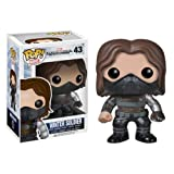 Funko - Pdf00003977 - Figurine Cinéma - Pop - Marvel - Captain America 2 - Winter Soldier Unmasked