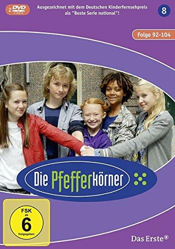 Die Pfefferkörner - Staffel 8 (2 DVDs)