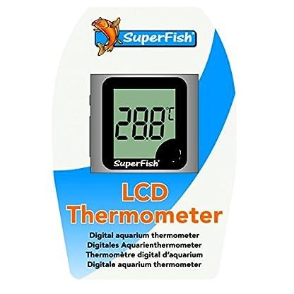 Aquarium thermometer LCD 1