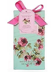 Gloss! Set de Bain Crystal les Belles Fleurs Rose 1 Pièces