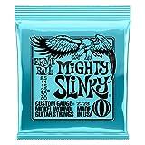 Mighty Slinky Nickel Wound Electric Guitar Strings 8.5-40 Gauge