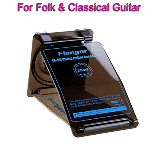 Flanger FA- 80 Utility- Gitarren-Gurt für Konzertgitarre Folk