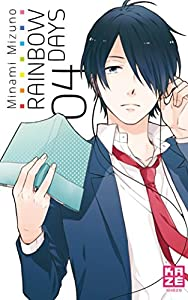 Rainbow days Edition simple Tome 4