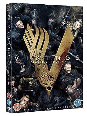 Vikings Season 5 Volume 1 [DVD] [2018]