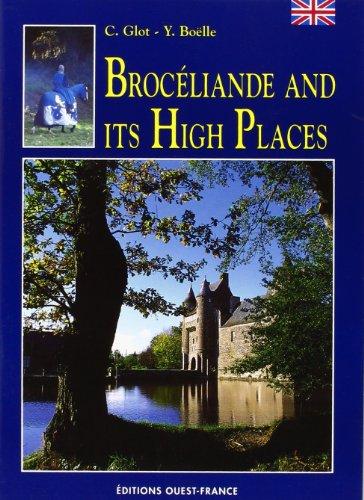 Les hauts lieux de Brocliande (anglais)