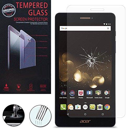 VComp-Shop® Hochwertige gehärtete Panzerglasfolie für Acer Iconia Talk S A1-734 7.0