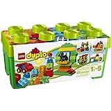 LEGO Duplo 10572 - Große Steinebox, Kreatives Lernspielzeug