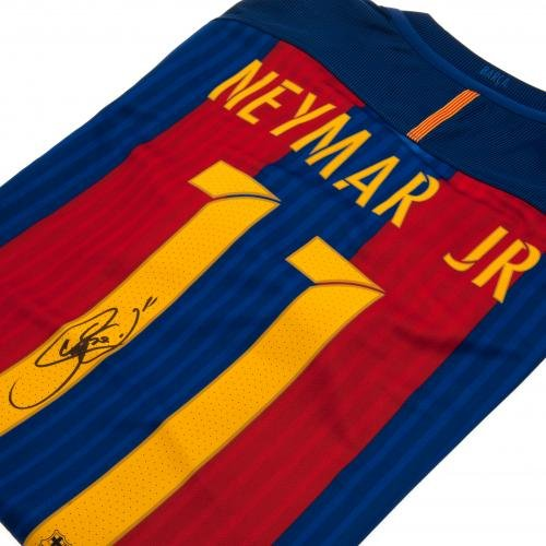 FC-Barcelona-Neymar-Signed-Shirt-Official-Merchandise